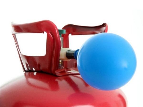 Dienstleistung Heliumfüllung für Ballone