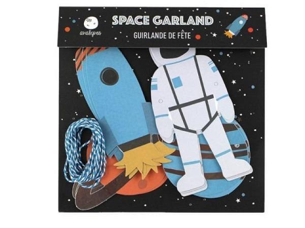 Girlande Ava&Yves Space 3m Länge
