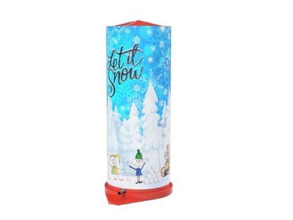 Taschentuch Ihr Christmas Stocking cream red 10Stk. Bedruckt