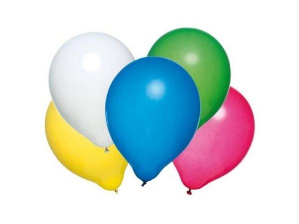 Ballone Folie ungefüllt Cocktailglas, ca 89cm gross