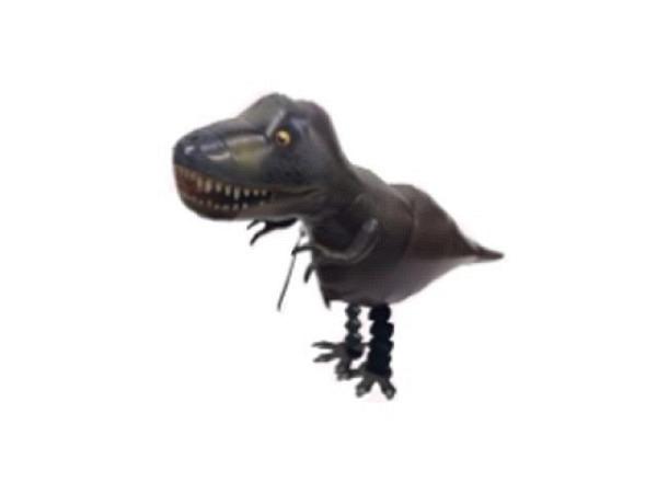Ballone Folie ungefüllt Air-Walkers Dinosaurier Rex