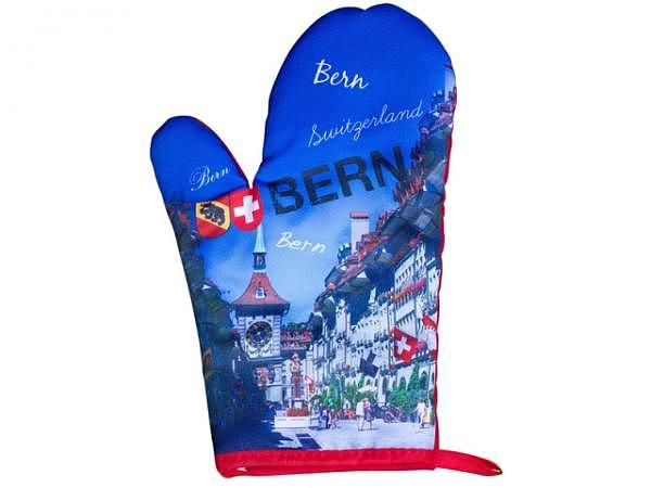 Backhandschuh Bern aus Baumwolle