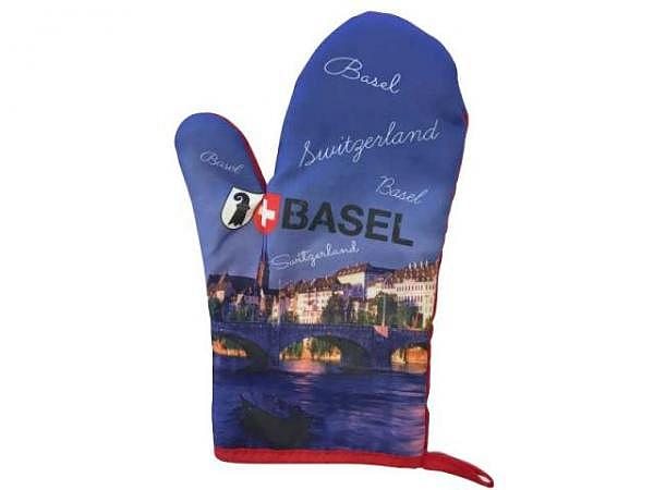 Backhandschuh Basel aus Baumwolle