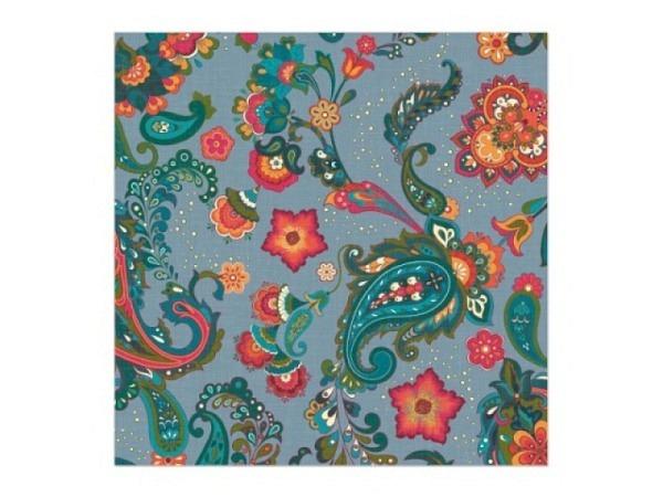 Servietten Artebene Lunch Bambi gold, 33x33cm, 3-lagig