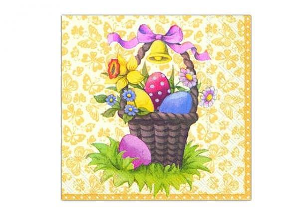Servietten Ihr Cocktail Easter Spring Fantasy, 20Stk 25x25cm