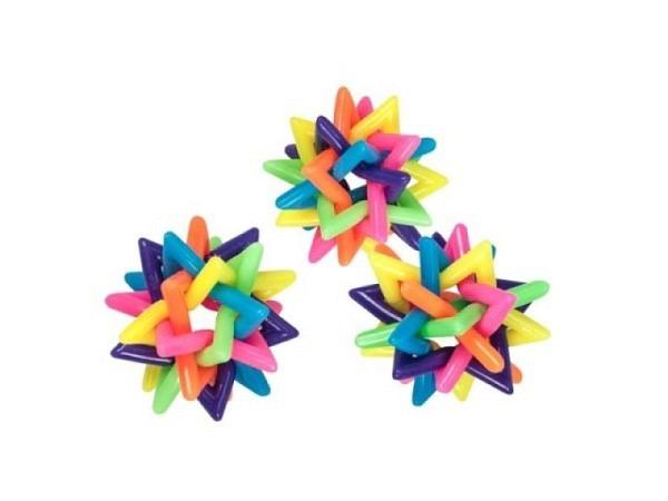 Ball Gummiball Rainbow Flummi Star