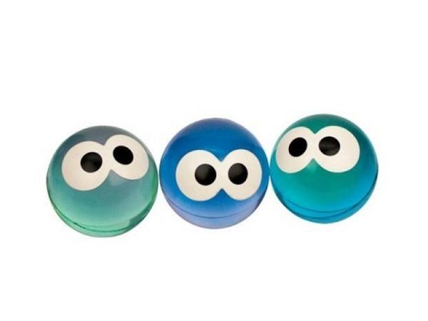 Ball Gummiball Flummi Whats up, Durchmesser: ca. 4,5cm