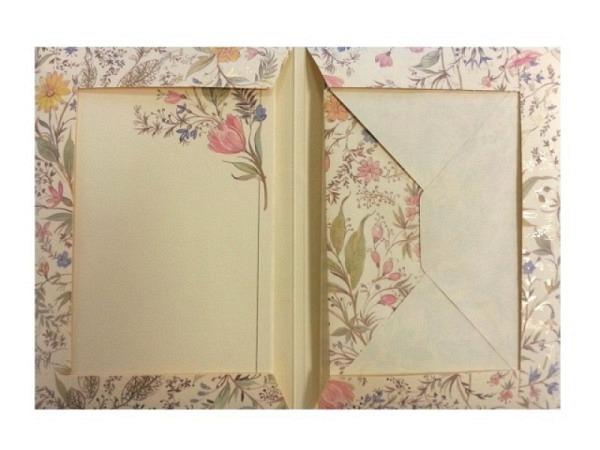 Briefpapier Kartos Primavera 16,8x22,8cm