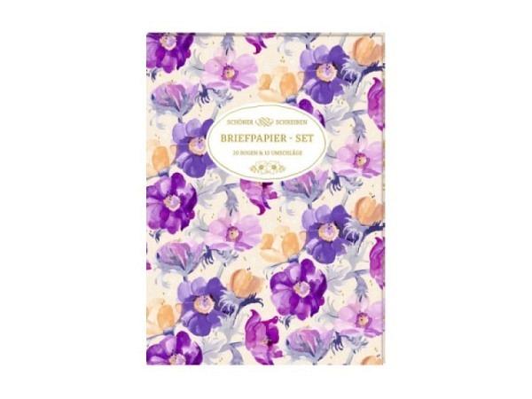 Briefpapier Coppenrath Pferdefreunde in Fächermappe