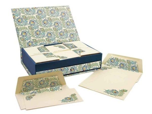 Briefpapier Kartos Writingbox Cipro 20er Set 16,8x22,8cm