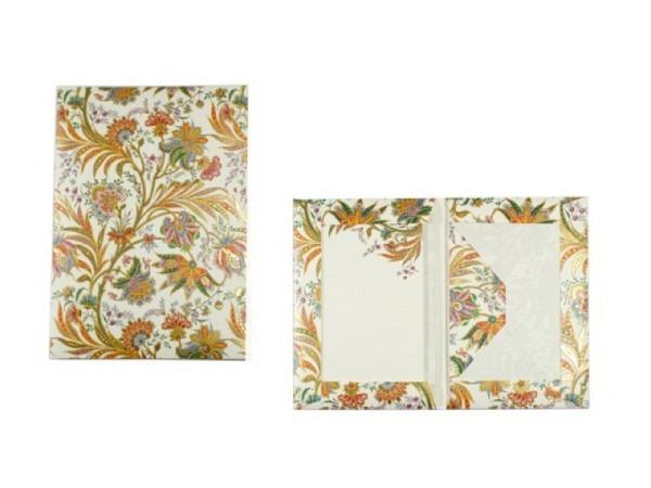 Briefpapier Kartos Cipro 9x14cm 10 Karten weiss