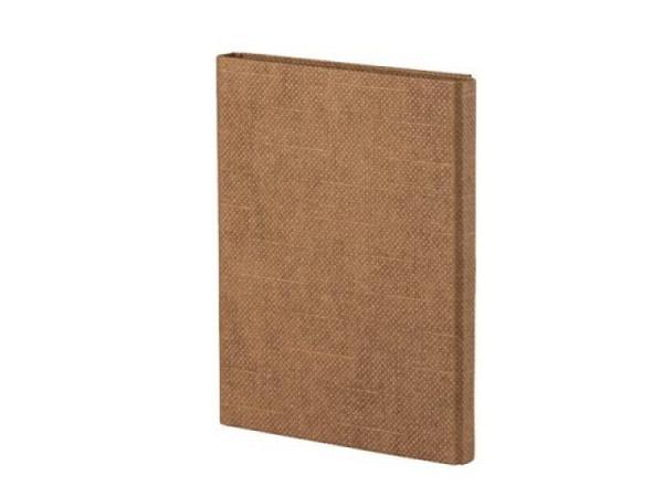Briefpapier Rössler Bütten Flanell 15 Blatt 15x21cm, chamois