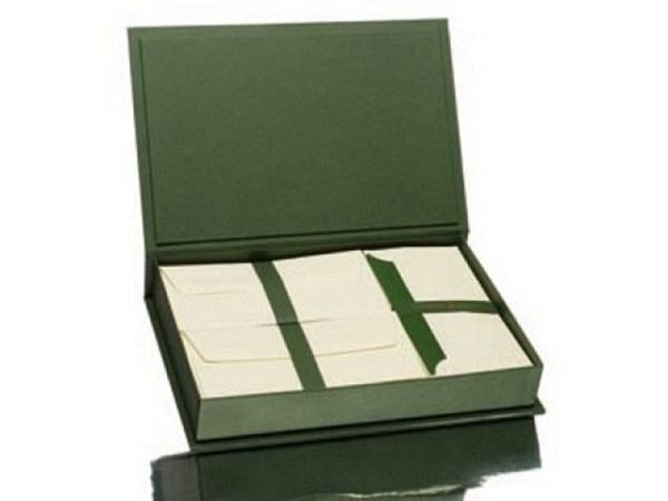Briefpapier Rössler Paper Royal grün
