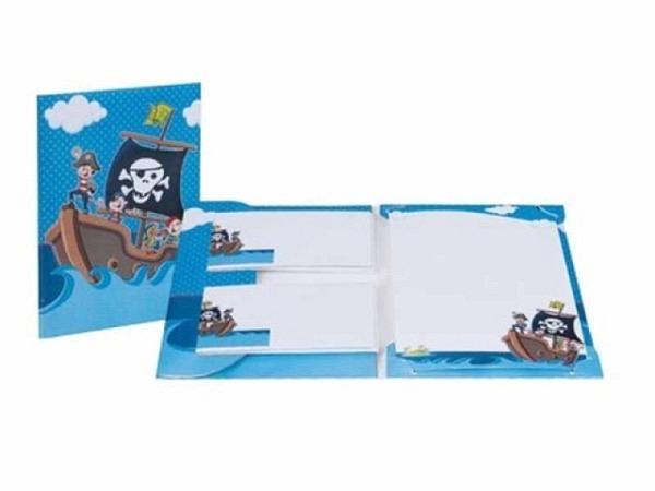 Briefpapier Rössler Piraten