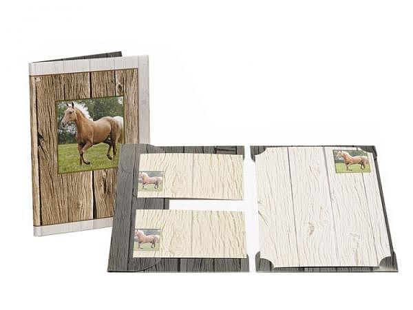 Briefpapier Rössler Bonnie 10 Bogen Papier 17x24cm
