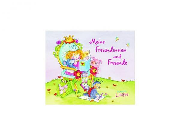 Freundschaftsbuch Prinzessin Lillifee Meine FreundInnen