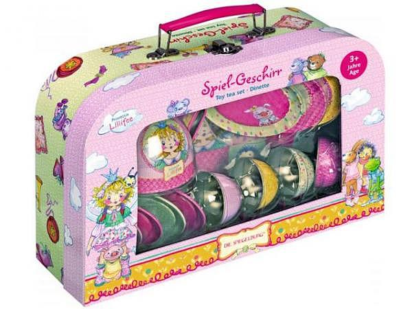 Spiel Geschirr Prinzessin Lillifee 14er Set
