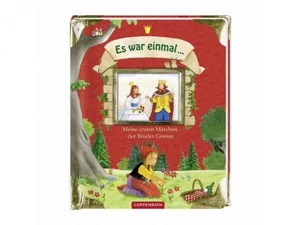 Buch Coppenrath Meine ersten Märchen der Gebrüder Grimm