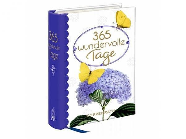 Buch Coppenrath 365 wundervolle Tage Taschenkalender