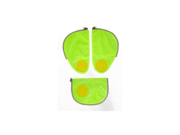 Sicherheitsset Ergobag Pack grün für alle Ergobag-Pack