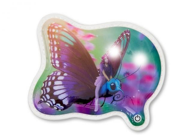 Zubehör Kletties Ergobag LED Feenwelt Schmetterling, Elfe