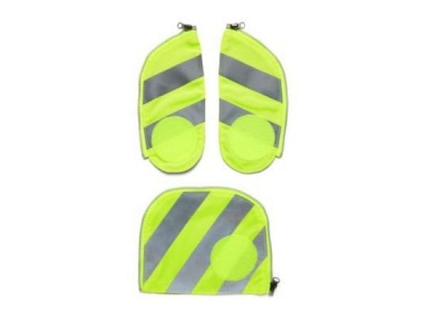 Sicherheitsset Ergobag Cubo pink, 3tlg