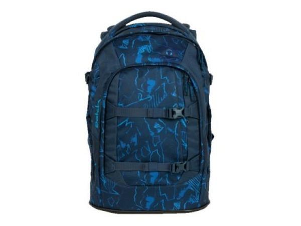 Rucksack Satch Pack Blue Compass