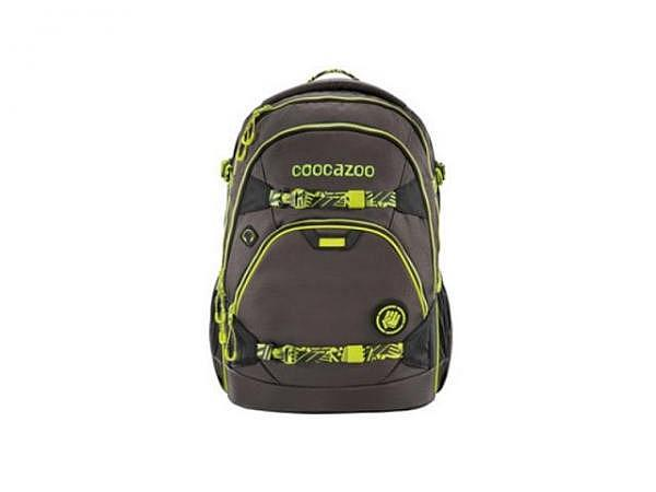 Rucksack Coocazoo ScaleRale Limited Edition TecCheck Neon Yellow