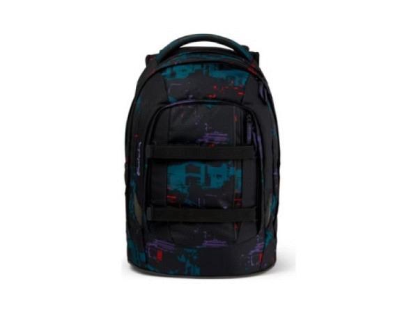 Portemonnaie Coocazoo CashDash, aus PES, 2 Notenfächer, Münzfach mit..