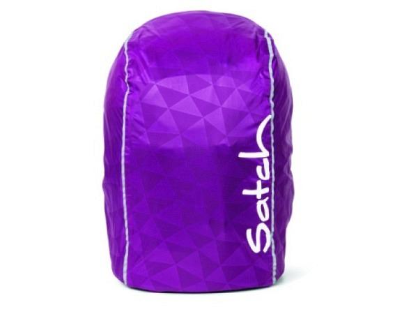 Regenschutz Ergobag Regencape lila für alle Satch-Modelle