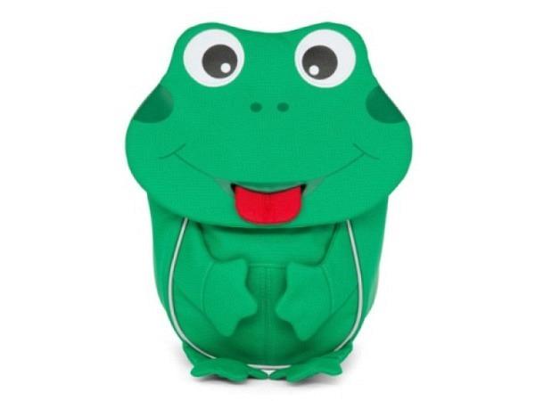 Rucksack Affenzahn Finn Frosch, für Kinder 1-3 Jahre