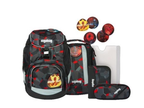 Rucksack Ergobag Pack HimmelreitBär Set 6tlg.