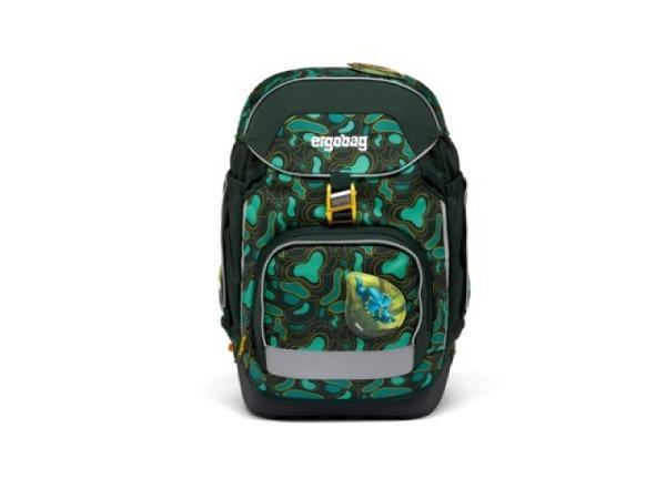 Rucksack Ergobag Pack KaroalaBär blau Karo Set 6tlg.