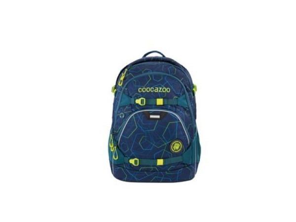 Rucksack Coocazoo ScaleRale MatchPatch Laserreflect Blue