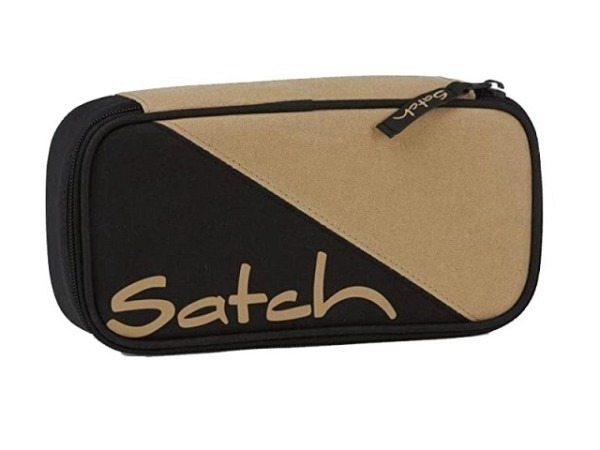 Schüleretui Satch Limited Edition Meshy Tokyo dunkelblau mit mint