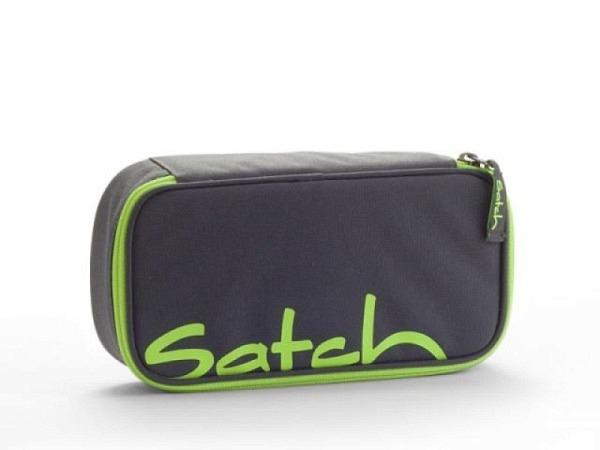 Schüleretui Satch Phantom anthrazit-grün