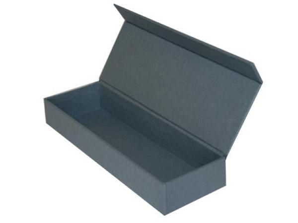 Stiftdose Bigso Box Papierbezug Astrid blau