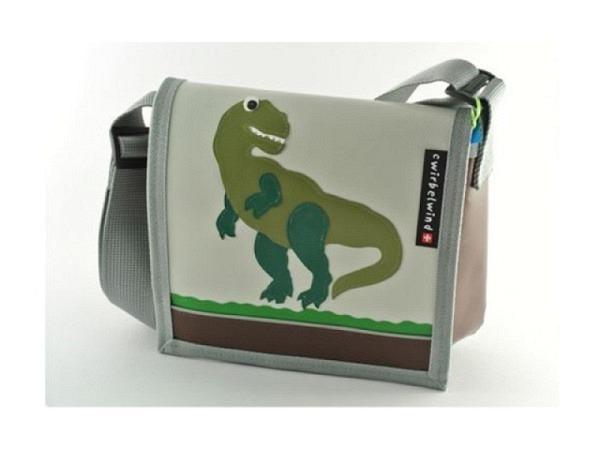 Kindergartentasche Cwirbelwind Dino Rex Soft-Serie