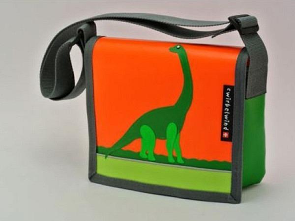 Kindergartentasche Cwirbelwind Brachiosaurus