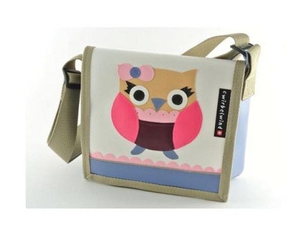 Kindergartentasche Cwirbelwind Eule Mathilda Soft-Serie