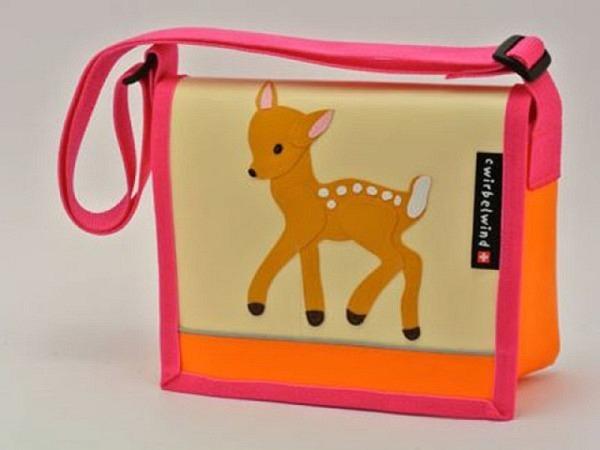 Kindergartentasche Cwirbelwind diverse Motive