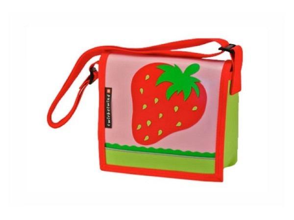 Kindergartentasche Cwirbelwind Erdbeere