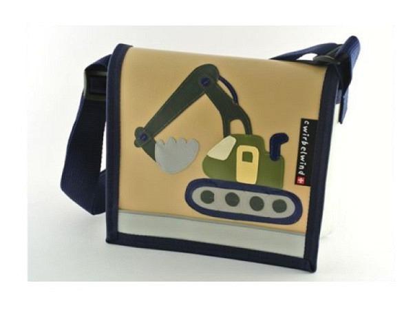 Kindergartentasche Cwirbelwind Bagger 3 Soft-Serie