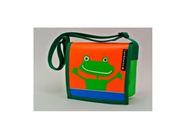 Kindergartentasche Cwirbelwind Frosch