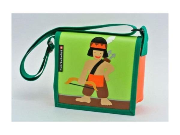 Kindergartentasche Cwirbelwind Indianerbub