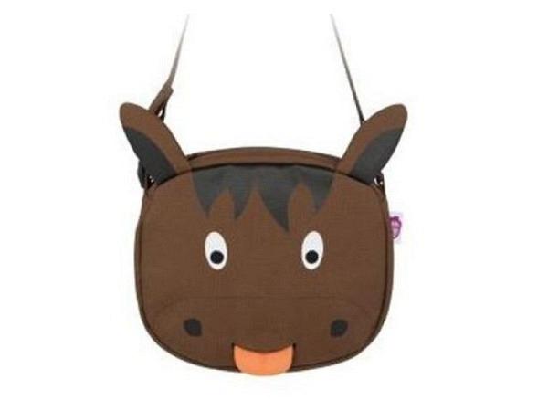 Kindergartentasche Affenzahn Paula Pferd 22x11x25cm