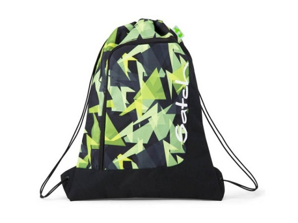 Sportbeutel Ergobag Satch Purple Leaves