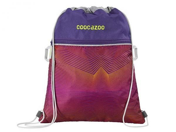 Sportbeutel Coocazoo RocketPocket Magic Polka Colorful