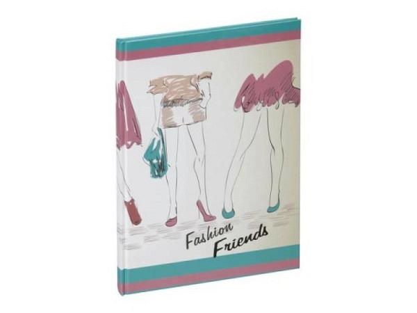 Freundschaftsbuch Artoz Pferdefreunde 20,5x14,5cm