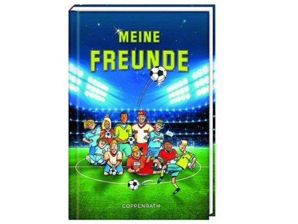 Freundschaftsbuch Meine Freunde Fussball
